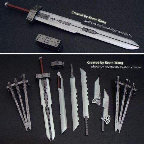 奇魔賣家 kevinw002 親手製作配刀-015