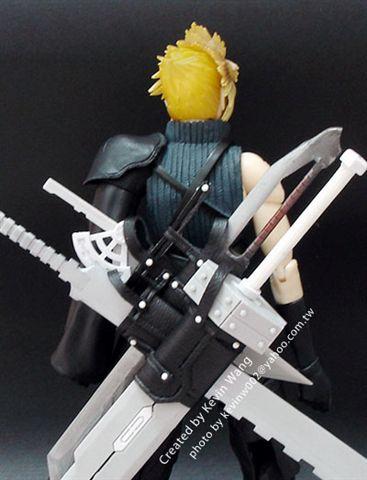 奇魔賣家 kevinw002 親手製作的刀背袋-02