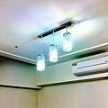 客廳美術燈