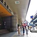 捷運景安站