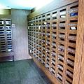 六樓信箱室