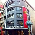 長安街麥當勞二