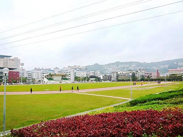 運動公園景觀