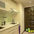 乾淨清爽的廚房