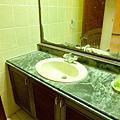 一樓公共衛浴之洗手台