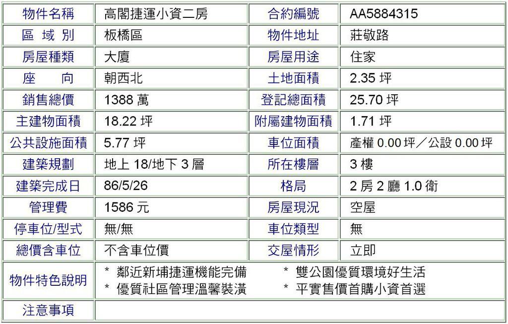 高閣捷運二房.JPG
