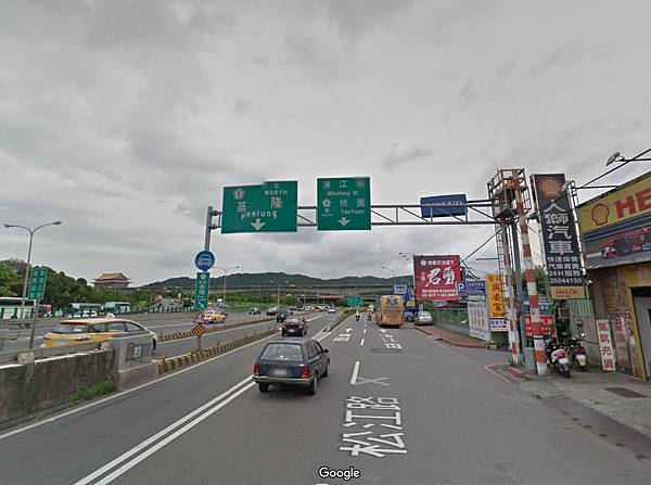高速公路建國北路交流道.JPG