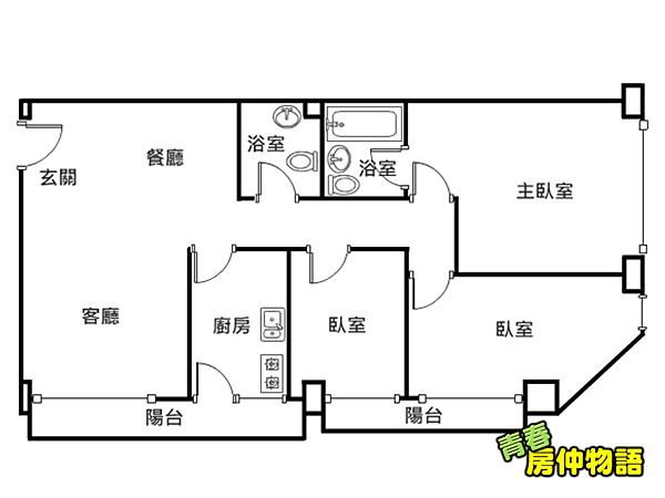 仁愛麗景全新三房格局圖.png