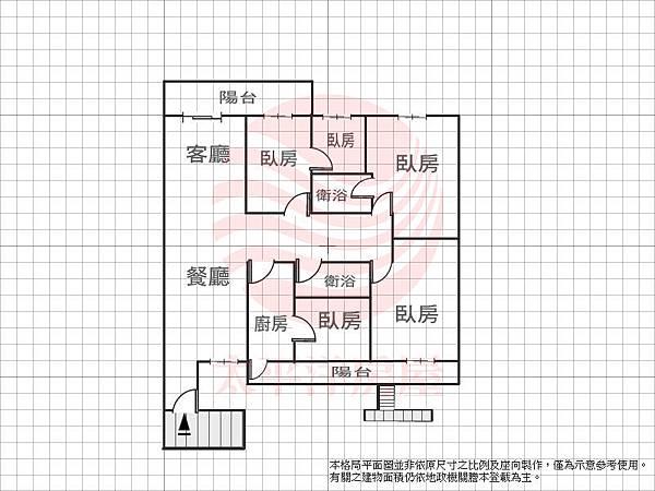 僑安大廈格局圖.jpg
