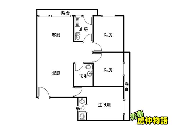 安東新城極美三房格局圖.png