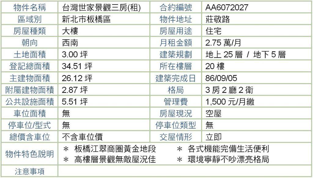 台灣世家景觀三房(租) .JPG