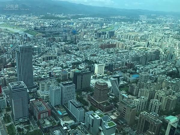 台北市房價稍跌 仍須13.86年不吃不喝才買得起房 .jpg