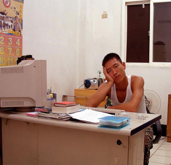 辦公室2003