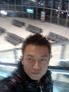 二月,新竹高鐵