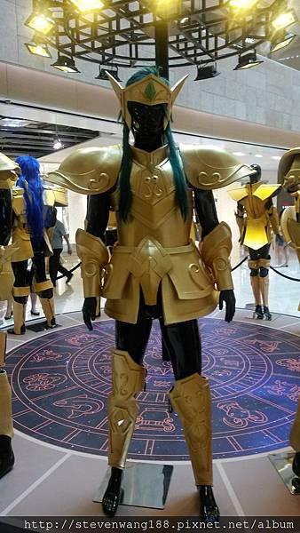 20140610-南京-聖鬥士展