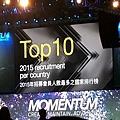 20160319-2015招募會員人數最多國家排行榜