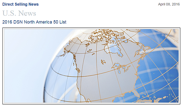 2016 DSN North America 50 List