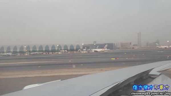20170802-45-抵達杜拜機場DXB第三航廈