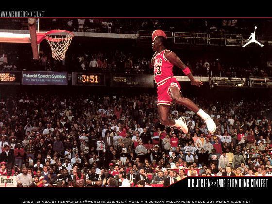 麥克.喬登 ( Michael Jordan ) 2015.04.04