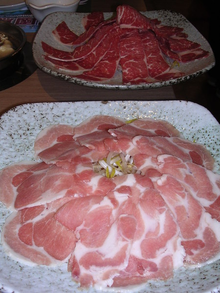 台糖涮涮鍋肉片