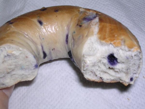 賀米爾藍莓貝果