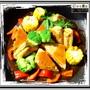鐵板黑胡椒臭豆腐