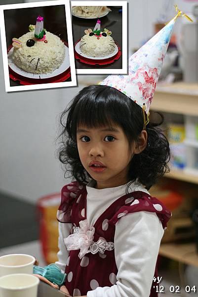 壽星+蛋糕