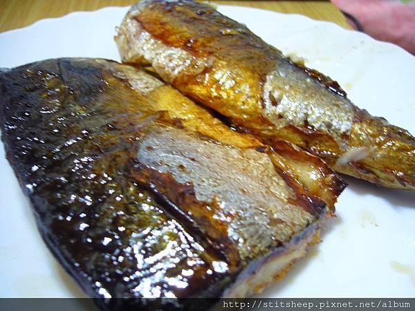 1020112煎鯖魚 (1)