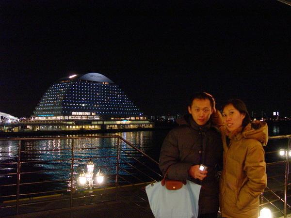 高級海上飯店