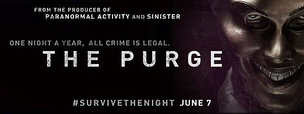 國定殺戮日 (The Purge) 人類清除計劃電影影評與心得討論 當無政府時的真實人性寫照