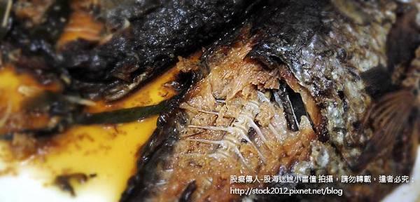 逸湘齋年菜蔥烤鯽魚骨頭入口即化好味道 古亭南門市場江浙菜 (持續更新)3