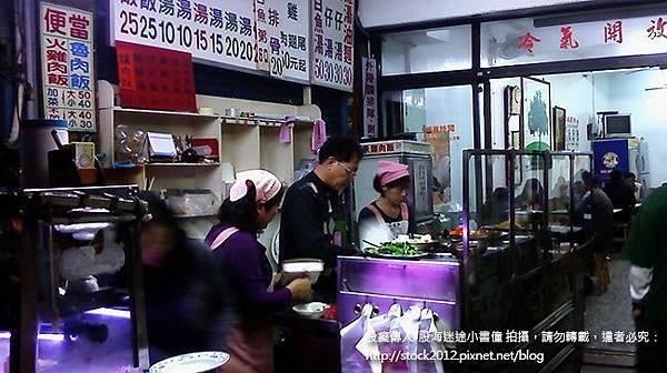 嘉義三禾火雞肉飯,傳統平價美食小吃的庶民口味(營業時間,地址,推薦,體驗)02