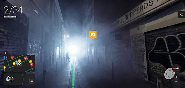 [科技.旅遊]Google谷歌Night Walk in Marseille Experience Project,讓你在家中就能逛浪漫之都法國的夜景 (9)