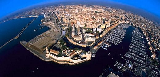 Urban Community of Marseille, France