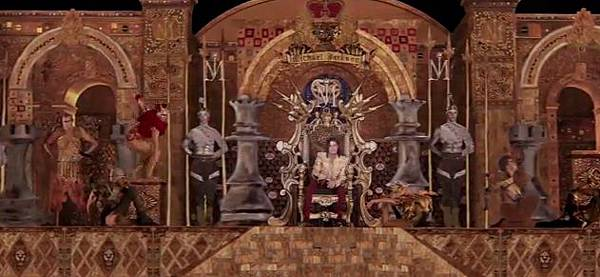 美國拉斯維加斯(Las Vegas)舉行的2014告示牌(Billboard)音樂獎頒獎典禮,Michael Jackson hologram performs Slave To The Rhythm