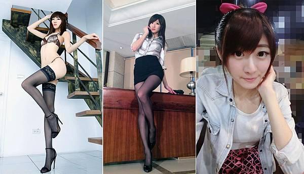 世新豆花妹莫晶,性感照片,FB,圖片,COSPLAY,展覽,Showgirl