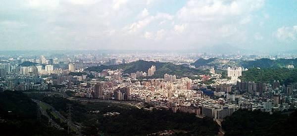 木柵貓空樟山寺,台北市市景,夜景001