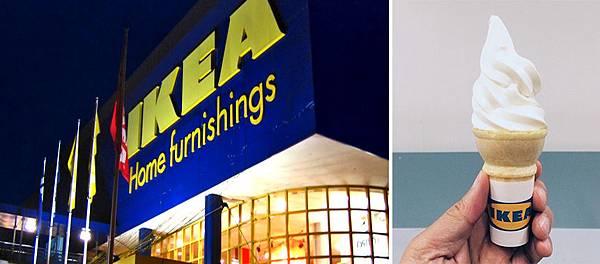 IKEA 宜家家居霜淇淋涉入食安問題? 過期奶漿製作冰淇淋,ice cream,美食,型錄 (營業時間,早餐,床墊,運費,分店,特價資訊,高雄,新莊,寵物,bookbook,story success)