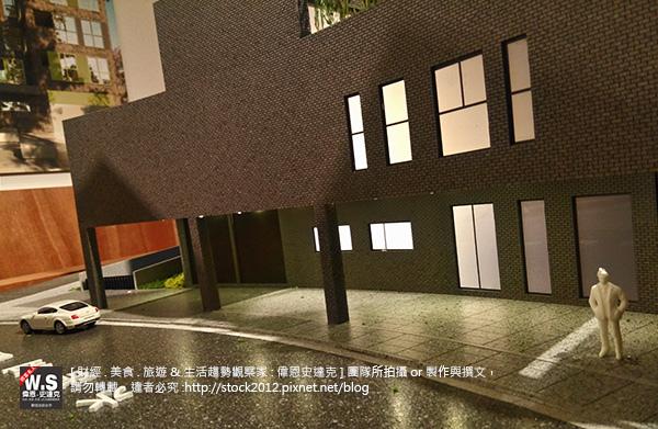[建築學人]BIG Apartment小宅革命,五股建案參訪年輕人買得起的低總價高價值房地產,低密度別墅區實現小大於大 (20)