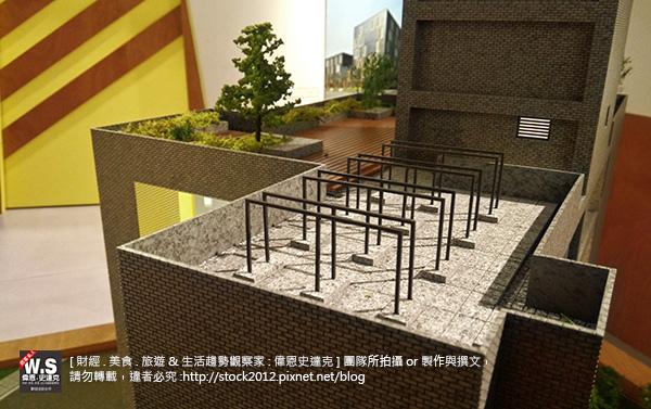 [建築學人]BIG Apartment小宅革命,五股建案參訪年輕人買得起的低總價高價值房地產,低密度別墅區實現小大於大 (15)