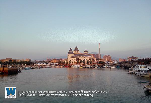 [旅遊]淡水漁人碼頭,情人橋,魚藏文化館,觀光漁市11