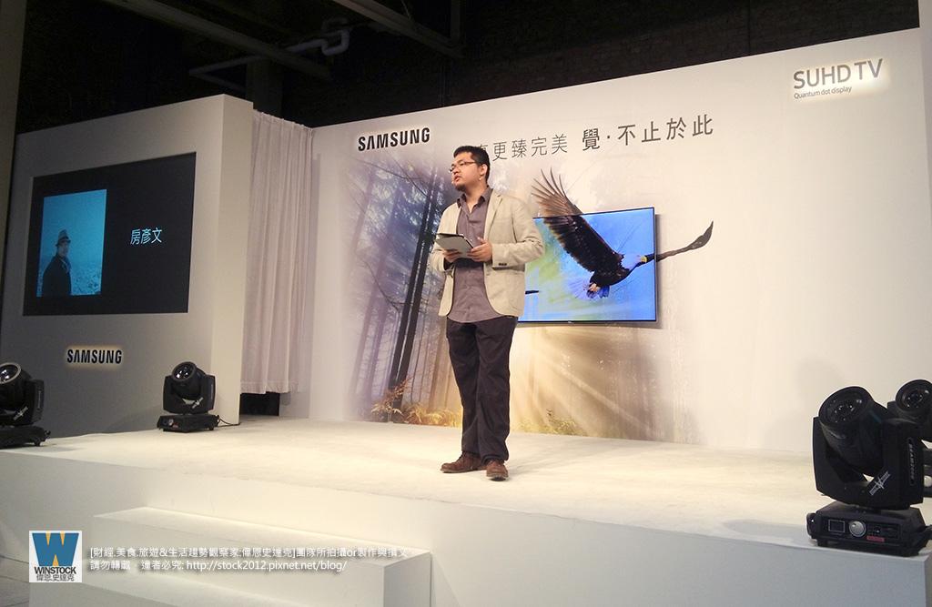 三星Samsung,SUHD TV超4K電視體驗會 2016智慧電視再進化,彎曲曲面螢幕高擬真度,HDR 1000真實色彩呈現 (ULTRA HD,量子點顯色技術) (23)