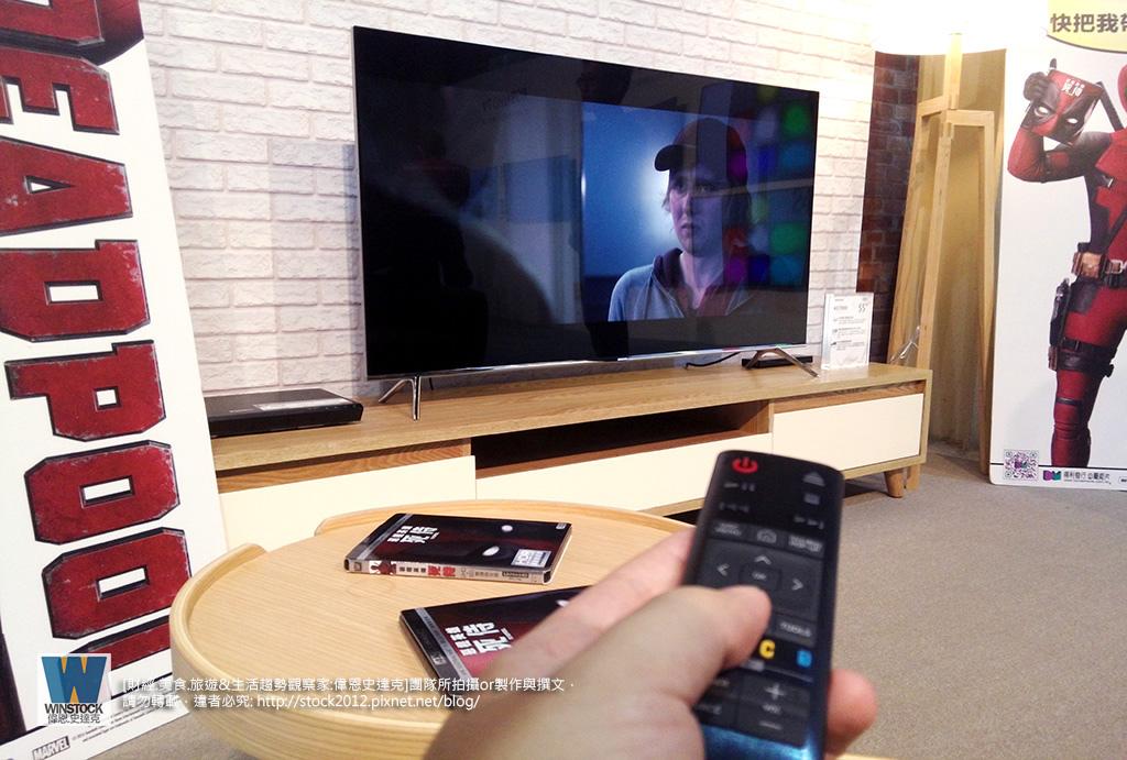 三星Samsung,SUHD TV超4K電視體驗會 2016智慧電視再進化,彎曲曲面螢幕高擬真度,HDR 1000真實色彩呈現 (ULTRA HD,量子點顯色技術) (32)