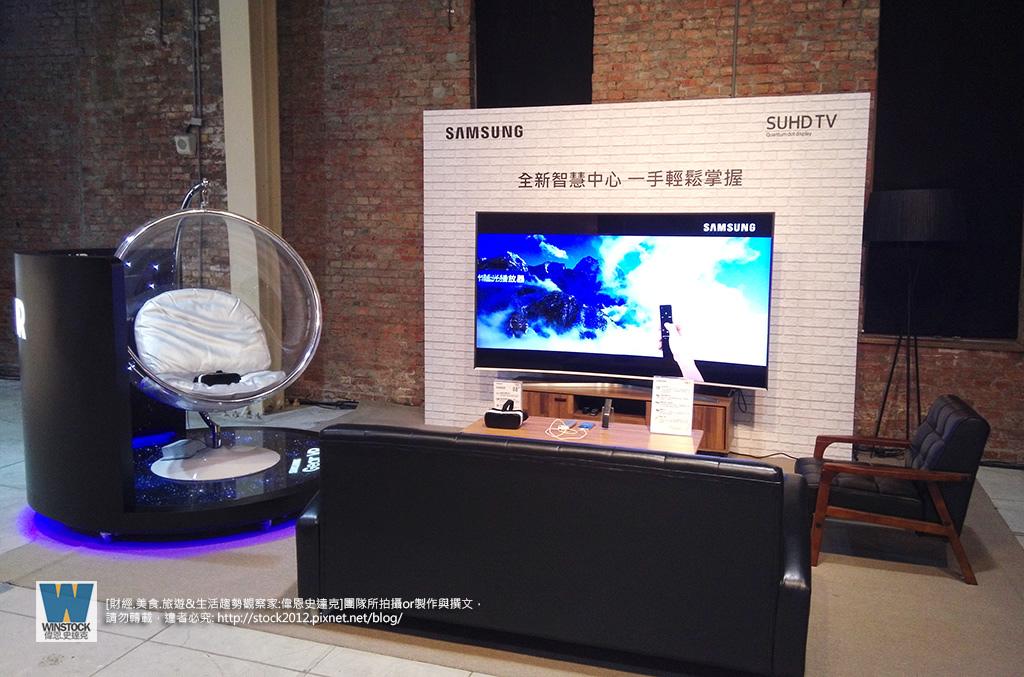 三星Samsung,SUHD TV超4K電視體驗會 2016智慧電視再進化,彎曲曲面螢幕高擬真度,HDR 1000真實色彩呈現 (ULTRA HD,量子點顯色技術) (43)