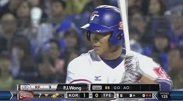 華南金控盃,贊助,Lamingo桃猿隊,王柏融,2008,21U逆轉安打,南韓,哭,流眼淚1