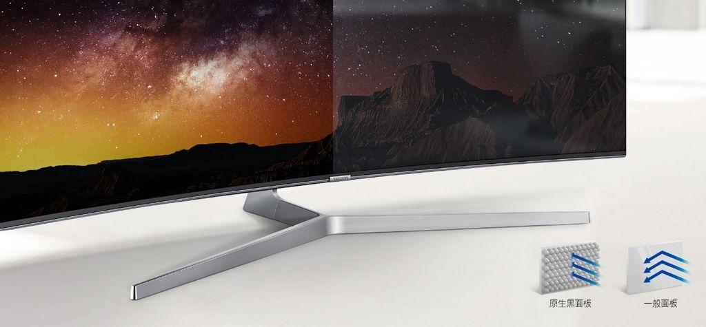 原生黑面板,三星Samsung,SUHD TV超4K電視體驗會: 2016智慧電視再進化,彎曲曲面螢幕高擬真度,HDR 1000 nits