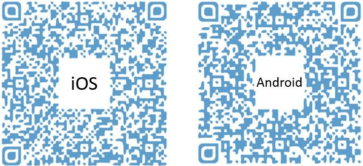 IOS,Android,QR-code