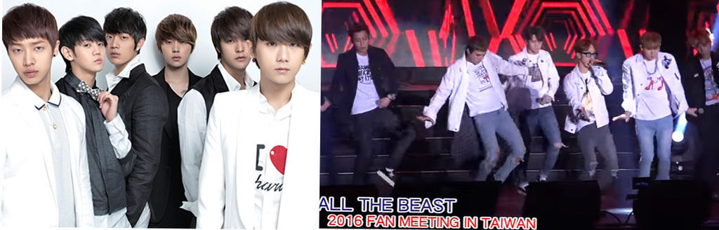 BEAST4, ALL THE BEAST 2016 FANMEETING IN TAIWAN