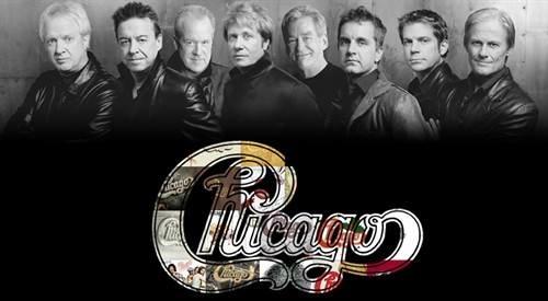 芝加哥樂團 (Chicago) 亞洲巡迴演唱