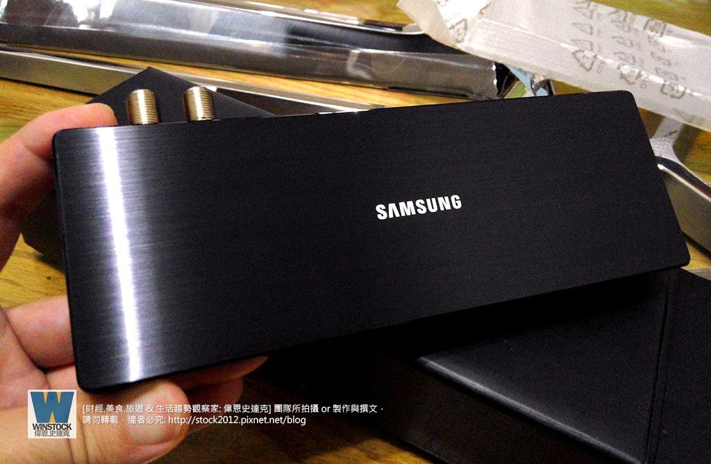 三星 samsung SUHD tv 65吋 ua65ks9000w,超4k電視彎曲曲面,價格開箱 (10)